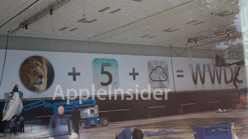 Oh Hey, Here's Apple's iCloud Logo
