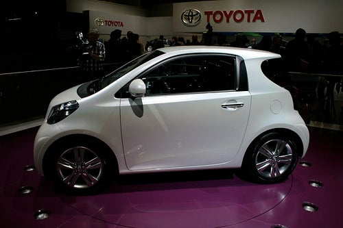 Toyota IQ Is The Smartest Production Car At Geneva