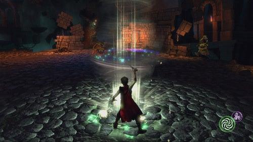 Waving My Wand At Sorcery