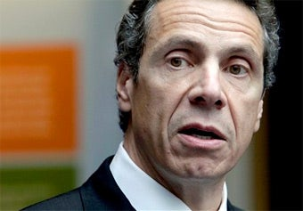 Grouchy 'New York Post' Endorses Cuomo over Paladino
