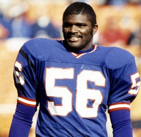 "Lawrence Taylor To Become Newest ""That Guy From The Dancing Show"""