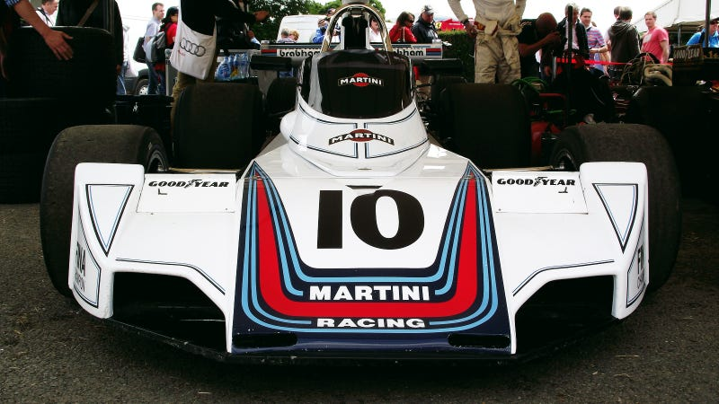 Dripping Sex On Wheels Martini Livery Returns To F1 On Williams