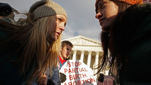 New Anti-Choice Laws Leave Americans Divided