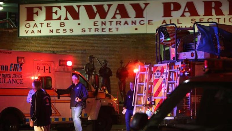 Boston FD: Woman Hospitalized After Falling Down Fenway Elevator Shaft