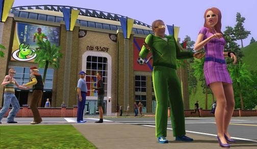 The Sims 3 Preview: Smooth Criminal