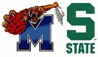 Sweet 16 Pants Party: Memphis Vs. Michigan State