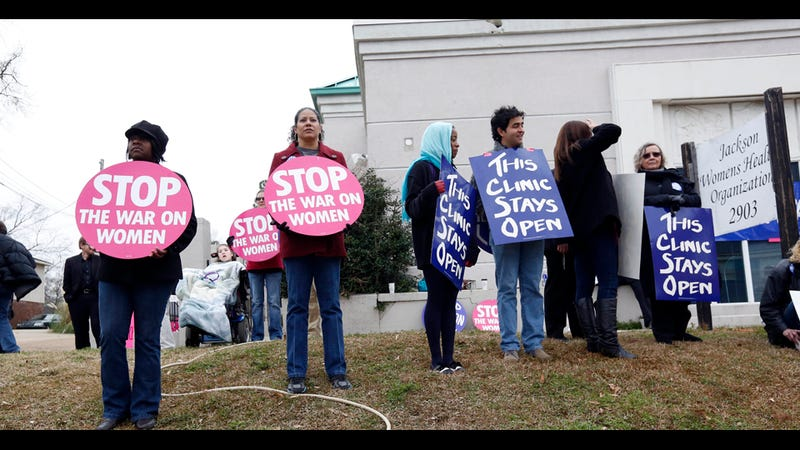 Mississippi's Sole Abortion Clinic Could Be Gone in a Few Months