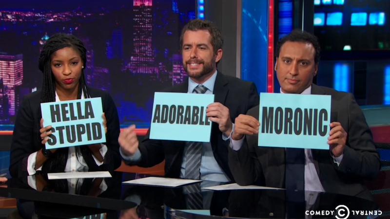 The Daily Show Plays 'Racist or Not Racist' and Everyone's a Loser!