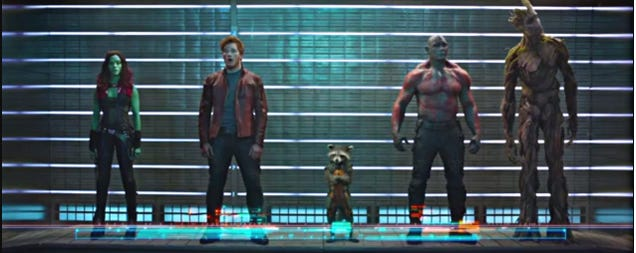 Guardians of the Galaxy Review: Shut Up and Go See It