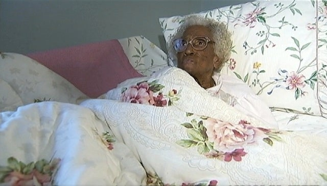 Cops Do Something Good for Once, Refuse to Evict 103-Year-Old