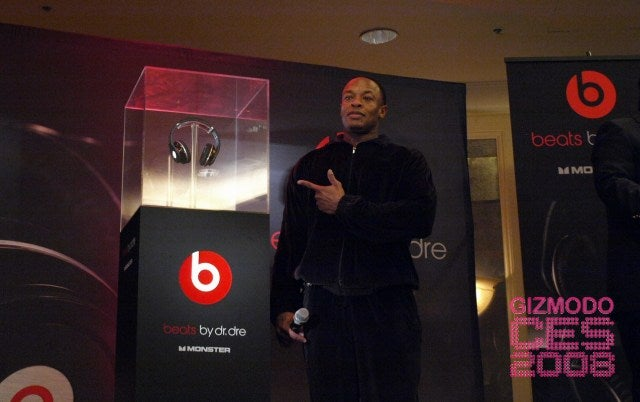 Dr. Dre Creates Beats By Dr. Dre Headphones with Monster Cable