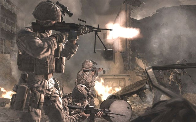 Violent Video Games Promote Civic Behaviors