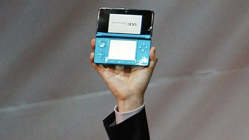 Report: Nintendo Sold Just Over Half Its 3DS Units In Japan
