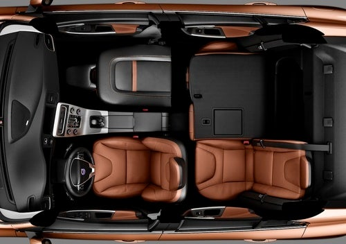 2011 Volvo S60: Interior Press Photos