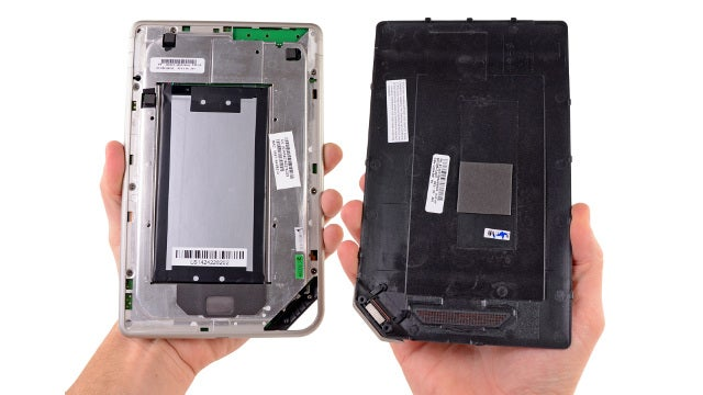 Nook Tablet Teardown: A Kindle Fire by Any Other Name?