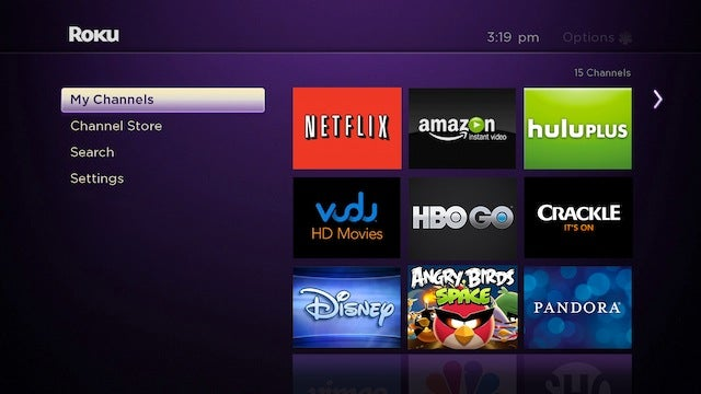 The New Roku 3: Super Fast Spanking New Interface and a Wireless Audio Mode