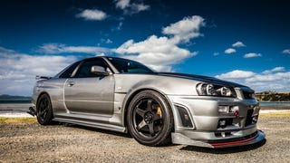 Video: A 1,000 HP R34 GTR is Better in Real Life Than in Video Games