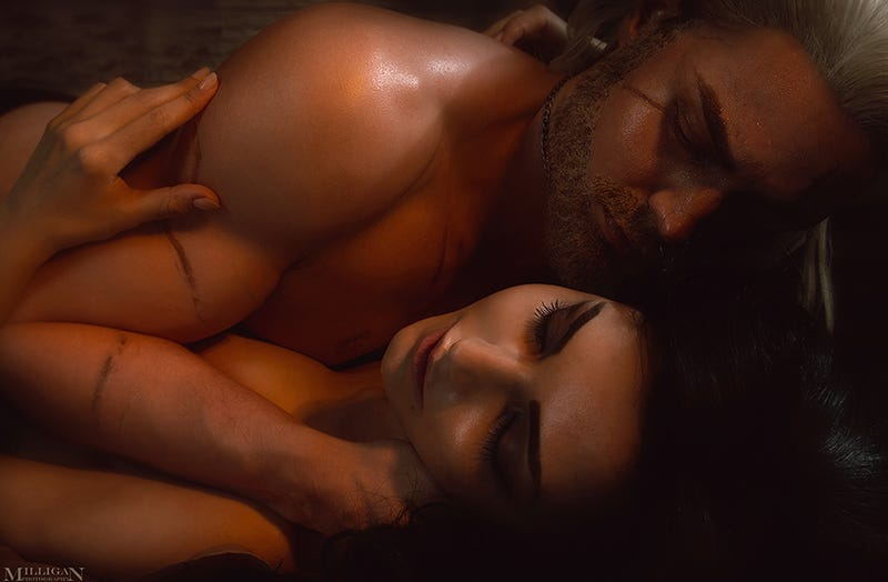 And Now For Some NSFW Witcher 3 Sex Cosplay