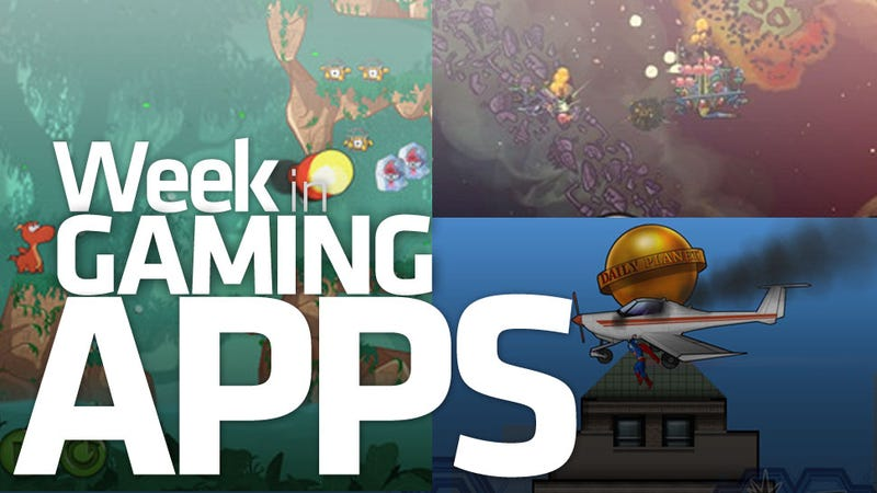 An Incredibly Short Week in Gaming Apps