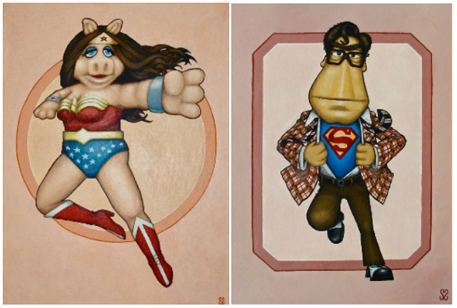 Posters and Art Gift Ideas for the Geek in Your Life With Bare Walls