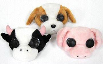 Binoculars in Stuffed Toys Make You Look Like a Fluffy Pink Pig While You Flagellate Yourself Peeping in Your Neighbor's Window