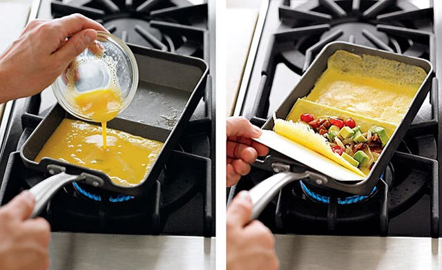 Guests Need Never Know You Cheated When Cooking Them the Perfect Omelette
