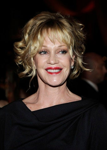 Melanie Griffith Is Bad and Good at Rehab