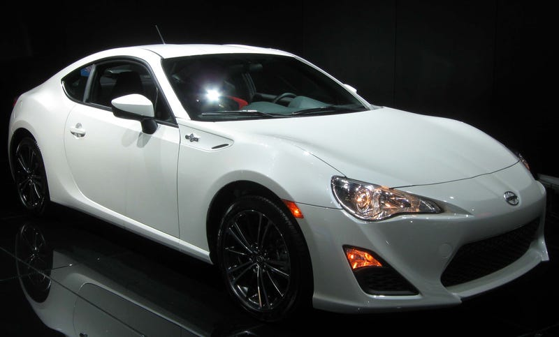 FR-S: First Impressions