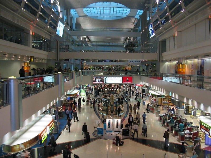 Dubai Airport Getting Microsoft E-Zone