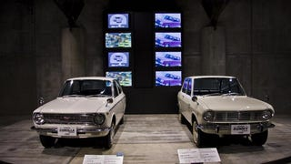 Visit of the Toyota Museum, Nagoya, Japan (Part 1)