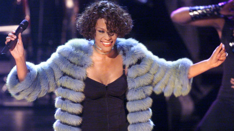 Angela Bassett to Direct Movie About Whitney Houston for Lifetime