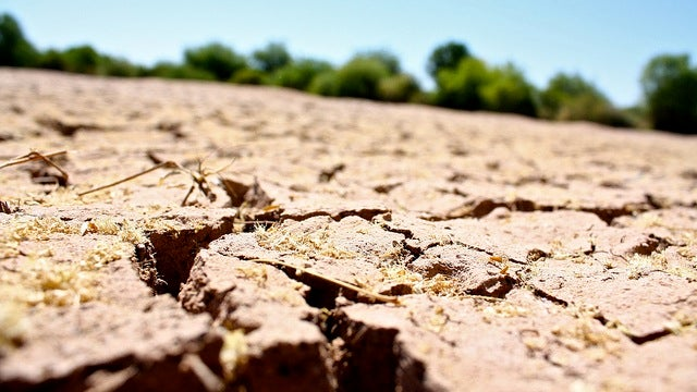 Dry soil's penchant for causing rain shows where our climate models can go wrong
