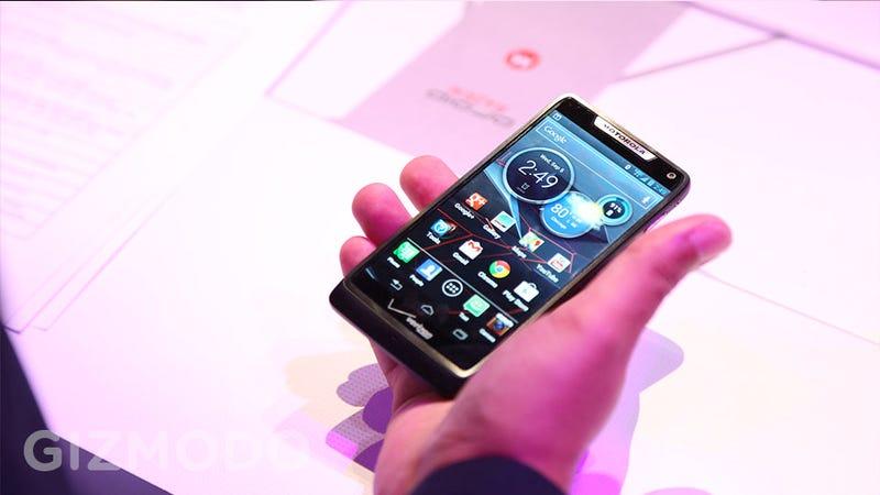 Gallery: Motorola RAZR M