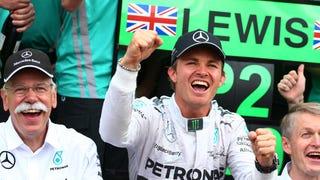 Team Radio Proves Hamilton Was Suspicious About Rosberg's Off At Monaco