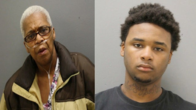 Grandmother Arrested for Allegedly Hiring Grandson to Murder His Own Grandfather