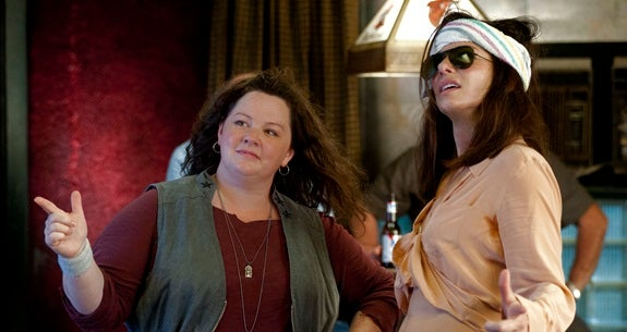 McCarthy and Bullock in 'The Heat' and 9 Other Female Duos on Film