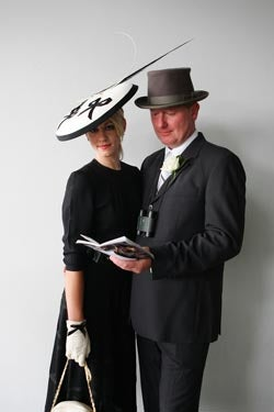 Hats Off For David Jones AJC Derby, Quite Possibly Best Event Ever