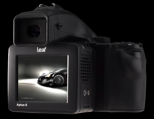Leaf's 80MP Camera Backs Are the Highest Resolution Yet