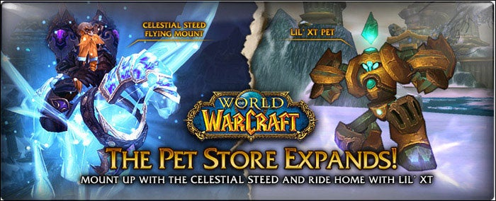 World Of Warcraft Mounts Now Available In The Blizzard Store