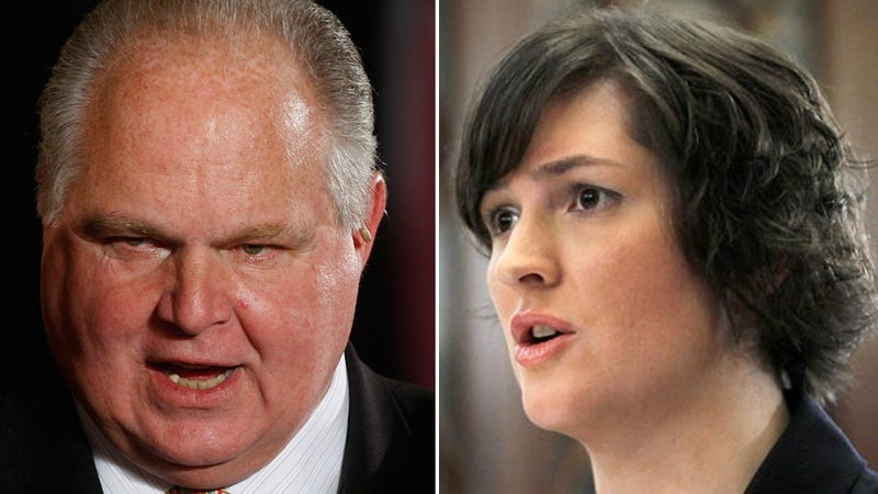Rush Limbaugh: Women Who Want Birth Control Are Sluts (UPDATE)
