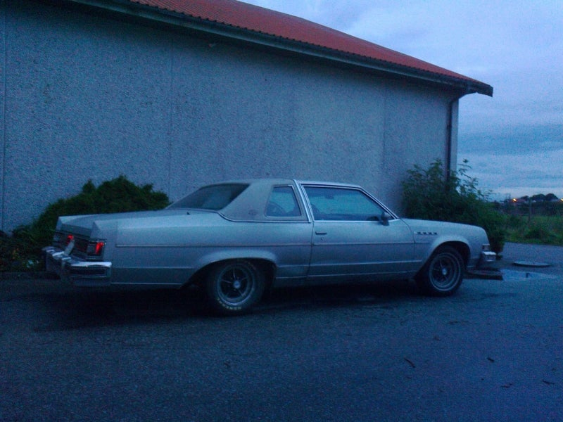 Car Spotting in Norway...