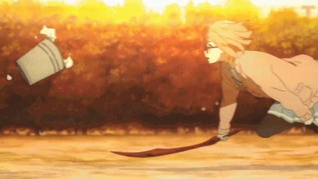 Beyond the Boundary Creates a World of Beauty, Humor, and Young Love