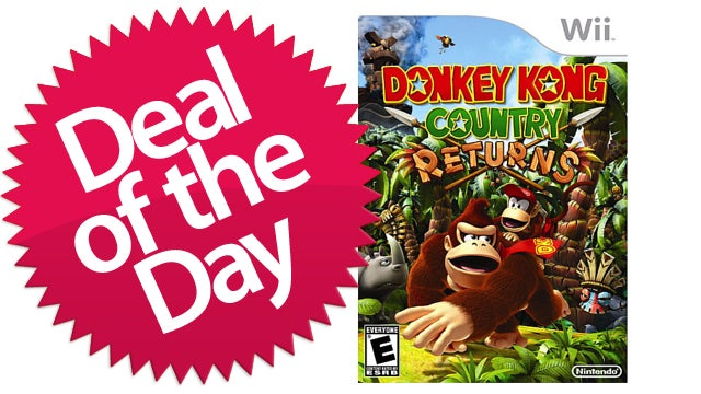 Donkey Kong Country Returns Is Your Primate Deal of the Day