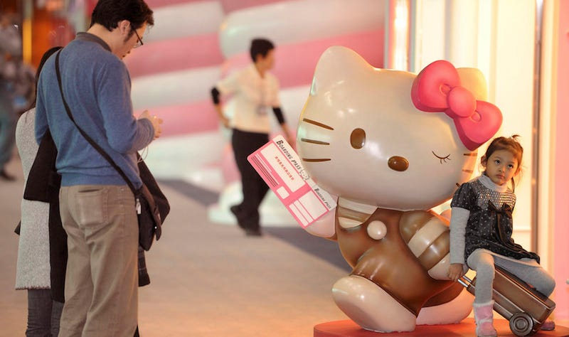 Famous Feline Hello Kitty Isn't Actually a Cat