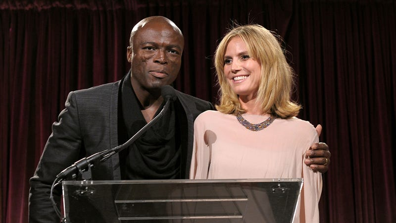 Heidi Klum and Seal Break Down and Give The Internet the Bitter Divorce Bloodbath it Craves
