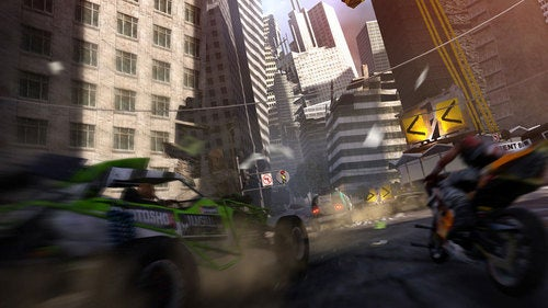 MotorStorm: Apocalypse Hands-on... In 3D!!!