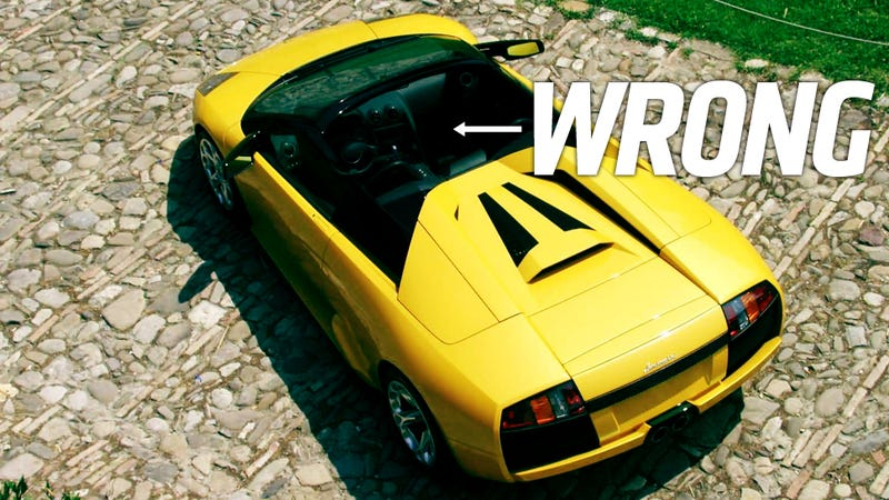 The Ten Most Annoying Flaws Of Great Cars