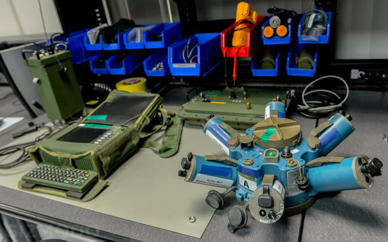 Step Inside the U.S. Military's Advanced Weapons R&D Mini-City