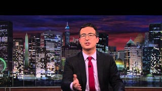 John Oliver Responds to His Hateful YouTube Commenters