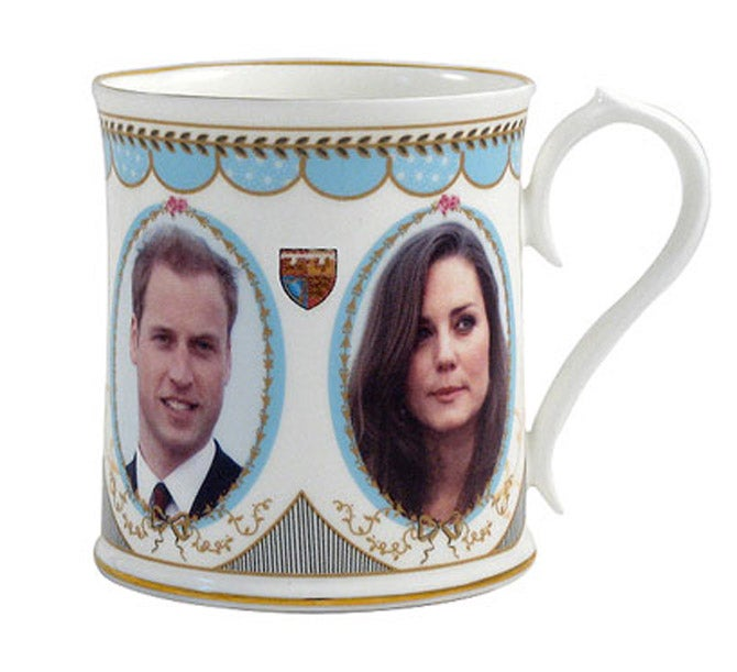 Royal Wedding Memorabilia: An Industry Is Born